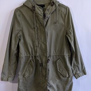 Madewell Outbound Military Jacket S